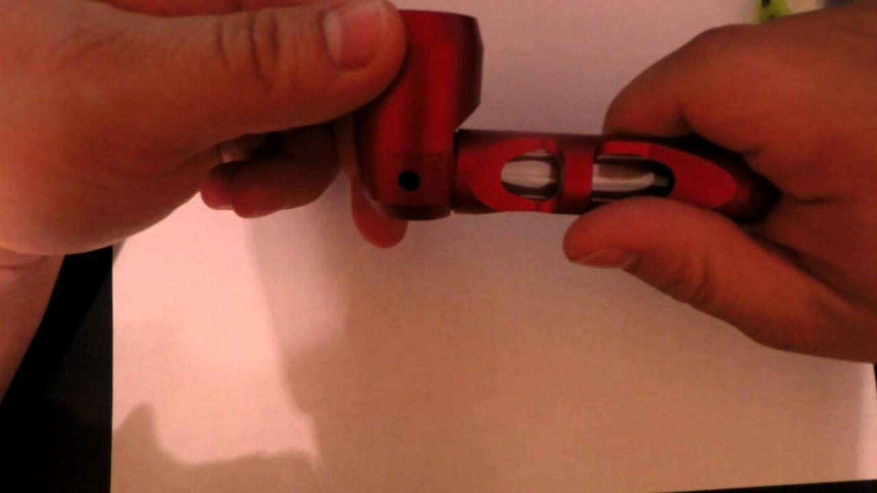 Титановая фляжка Snow Peak Titanium Flask - YouTube