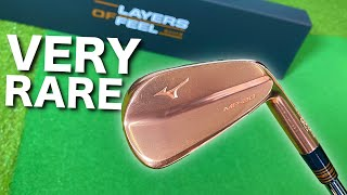 The world's RAREST golf clubs | Mizuno MP-20 COPPER