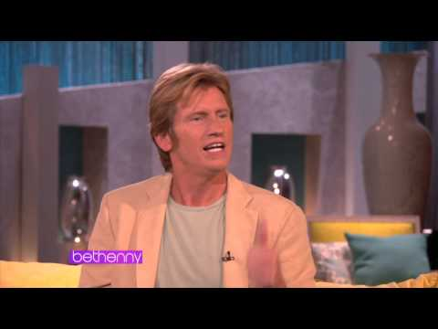 Denis Leary on His Wife