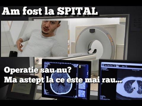 Am fost la SPITAL. Computer Tomograf. Operatie sau nu?