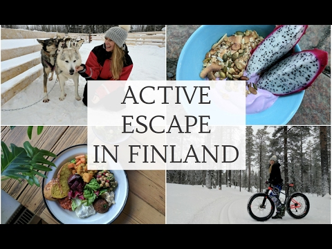FIVE DAYS IN FINLAND | An Active Escape in The World's Cleanest Air | TRAVEL VLOG