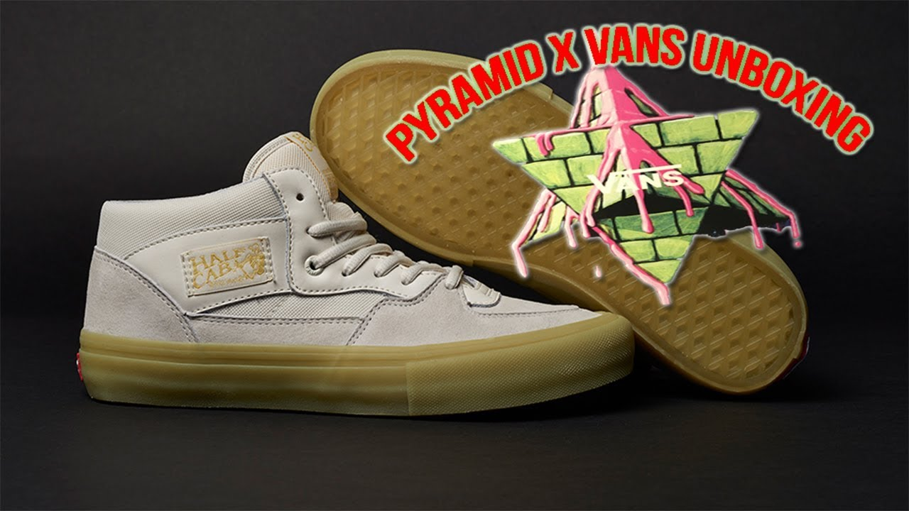 6b9f5fb359afec Pyramid Country X Vans unboxing! IM A DUMBASS😭 - YouTube