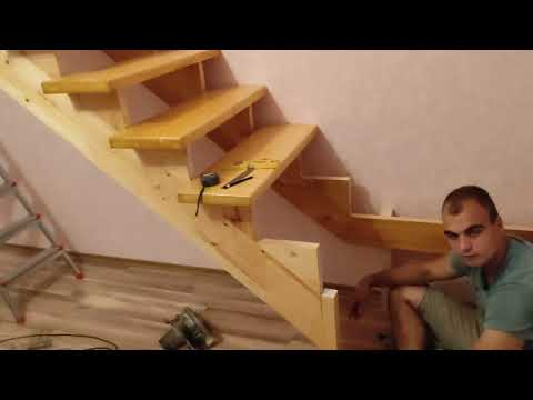 Лестница своими руками лестница для дома