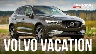 2018 Volvo XC60 Inscription AWD T6 Review via San Juan Island
