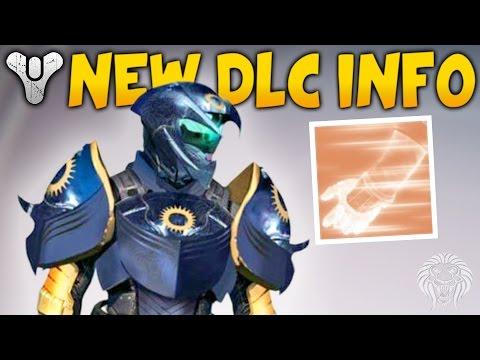 Destiny: RISE OF IRON INFO! New Engrams, Vault Space, Gjallarhorn Quest, Trials & Eververse