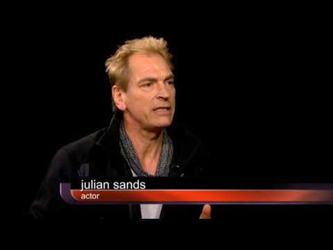Julian Sands   Charlie Rose  HD