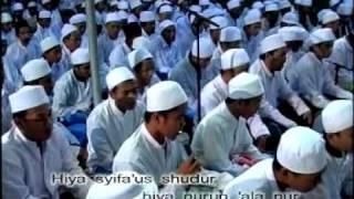 THORIQOH ASY-SYADZILIYAH PP. SYAICHONAN MOH.CHOLIL BANGKALAN
