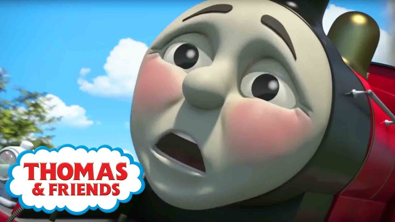 Download James Loses Control ⭐Thomas & Friends UK ⭐10 Minute Compilation! ⭐Cartoons for Children