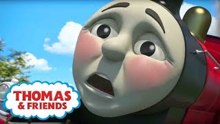 James Loses Control Thomas Friends UK 10 Minute Compilation Cartoons for Children