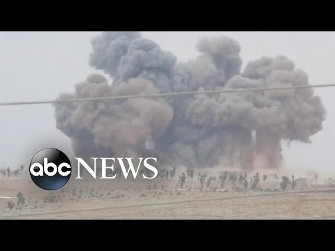 Second Day of Russian Airstrikes in Syria