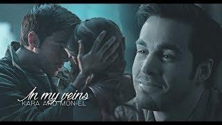 Your In My Veins♬. ▻Song: In My Veins ▻Artist: Andrew Belle ▻Fandom...