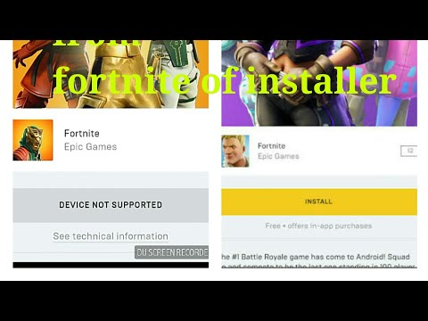 How To Download Fortnite On Android With Apk Editor