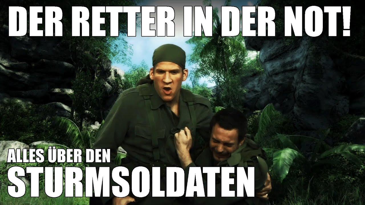 Battlefield 4 Tutorial: Das Sturmsoldaten-Tutorial! Assault?! Pah, MEDIC! - Battle Bros