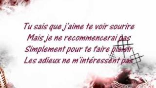 Ne reviens pas - Johnny Hallyday (+Paroles)