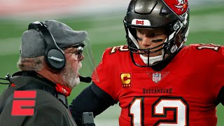 Jwill, keyshawn and zubin react to tampa bay buccaneers head coach bruce arians calling out qb tom brady for failing target wr mike evans in the bucs' wee...