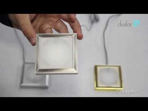 LED светильник - световое оформление кухни