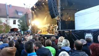 Max Herre Kahedi Radio Tour 2014 Chemnitz - Jeder Tag zuviel