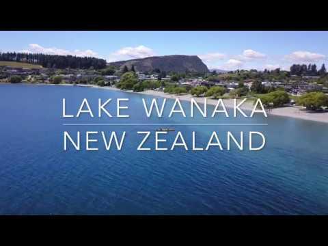 Wanaka - New Zealand 4k mavic pro