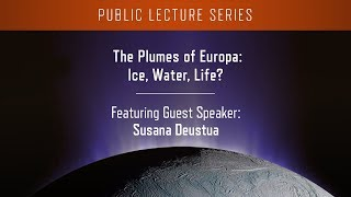 The Plumes of Europa: Ice, Water, Life?