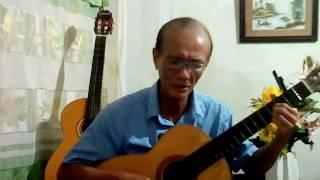 Một người đi - Đệm hát guitar - Bolero