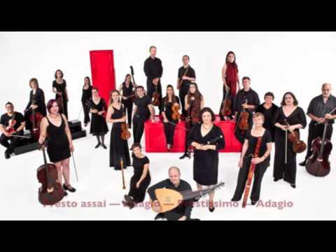 Evaristo Felice dall'Abaco: Concerto in E Minor, Op. 5 No. 3: Adagio