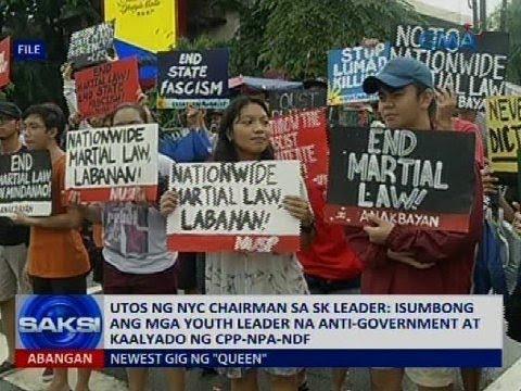Scholarship ng mga estudyanteng nakiki-rally, gustong ipaalis ng NYC
