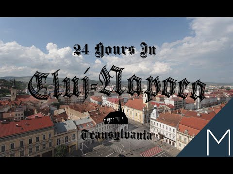24 Hours in Cluj Napoca | Inspired by JacksGap