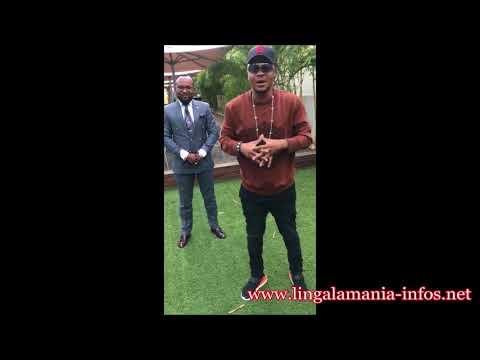 Boyoka Deplick Pomba Nuance Kabongo Succès Eleki a Signé 10 Ans de Contrats N'Angola Na Paulo Tudilu