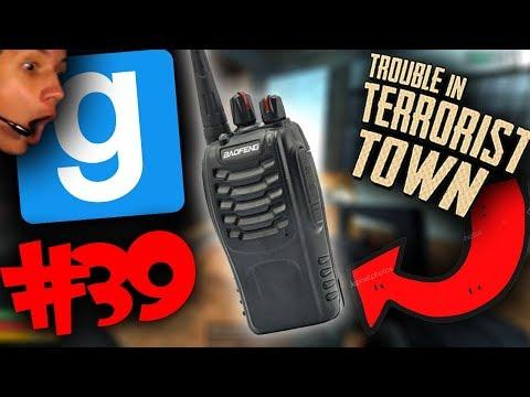 TAJNE RADIO POKAZUJE NAM ZDRAJCÓW! | Garry's Mod TTT #39