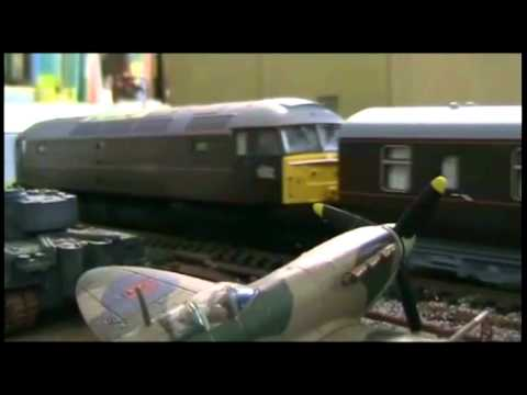 Model Railways 00 Gauge - The Royal Train