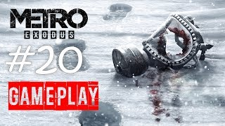 Metro Exodus ☠️ #20 NOWE PLANY  Gameplay PL / Let's Play