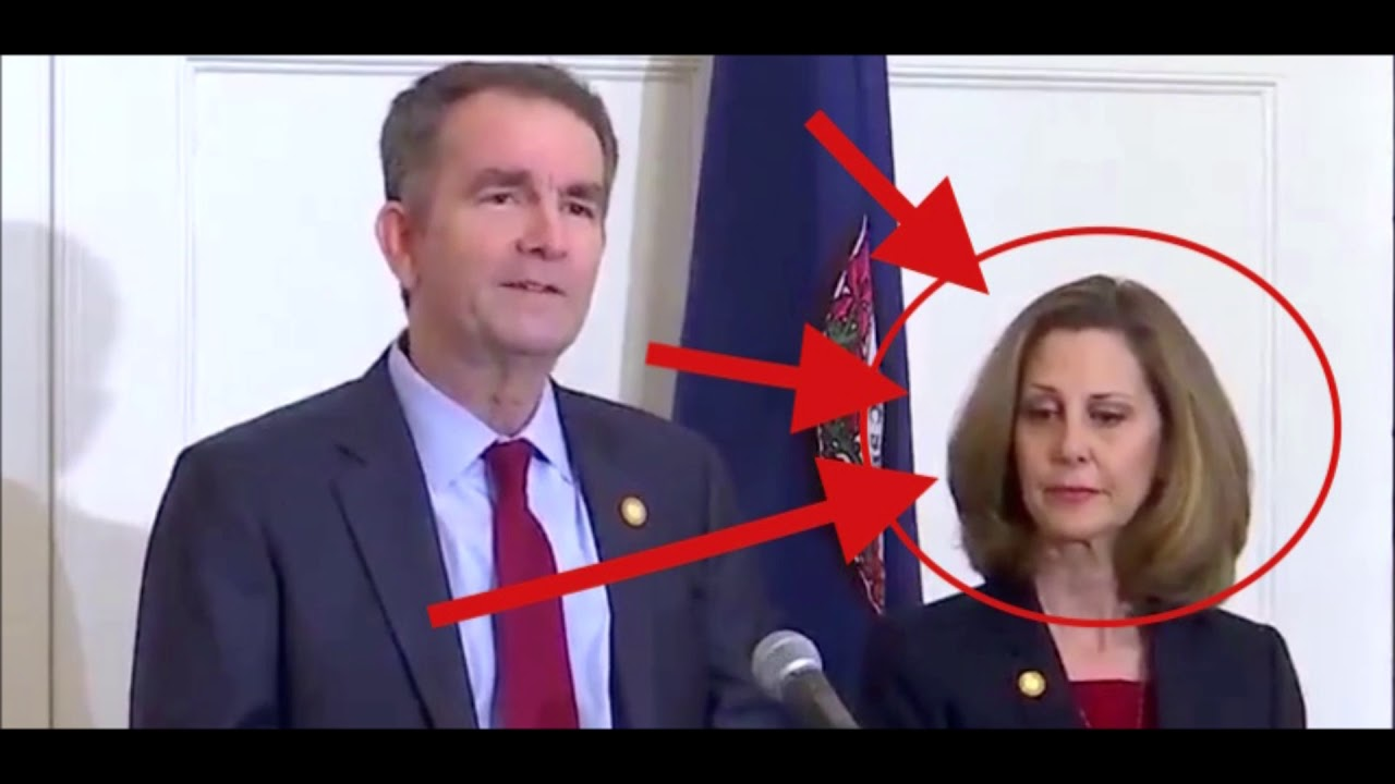 Virginia Gov Ralph Northam's Wife Under Fire For Slave Comment Towards Black Student