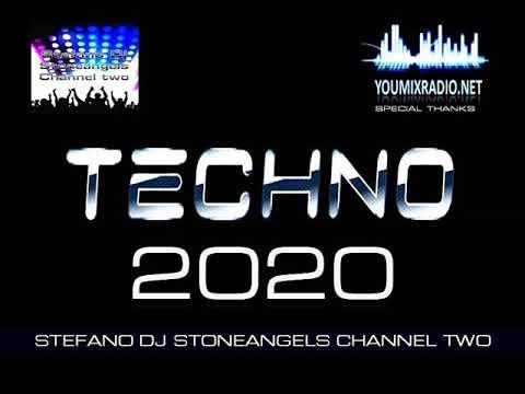TECHNO 2020 CLUB MIX VOLUME 1  #techno #playlist