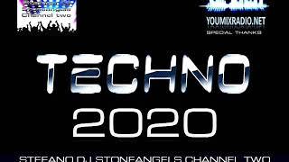 Download TECHNO 2020 CLUB MIX VOLUME 1  #techno #playlist #djstoneangels #clubmusic