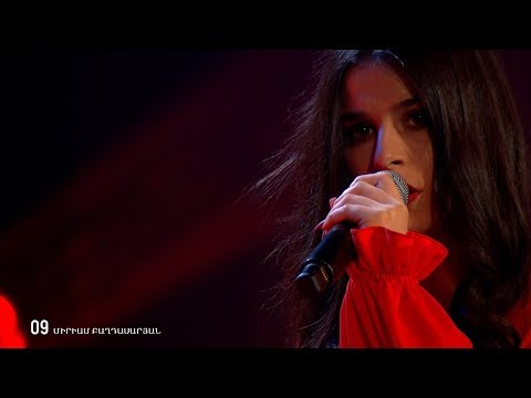 Miriam Baghdassarian - Run Away (Live) Depi Evratesil 2020