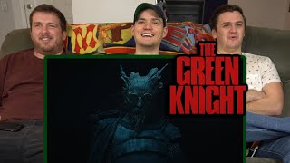 The Green Knight | Offİcial Teaser Trailer - REACTION!!!