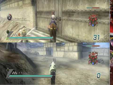 Dynasty warriors 6 (PC)- king horses part1