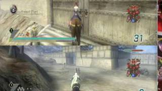 Dynasty warriors 6 (PC)- king horses part1