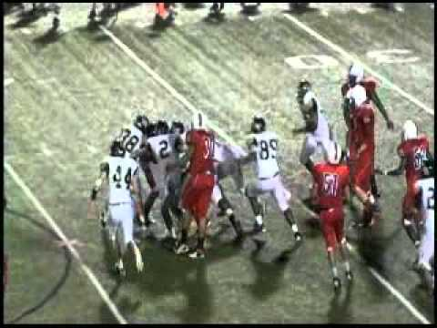CHSSpiders- L-Roy McCray #50 Jr. LB Season Highlights 2011