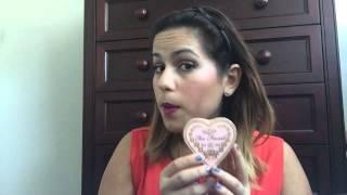 Toofaced Blush vs Physician Formula Blush Sexy Booster Swatches (mi opinión sobre los dos)