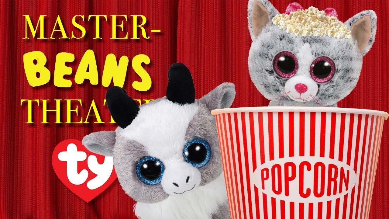 840d21f121a Ty MasterBeans Theater  Beanie Boo Stories Ep.3 - YouTube