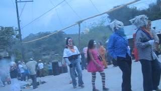 carnaval Pantepec, Puebla 2014