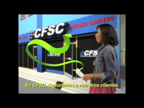 "CFSC ""Cool Place to Cash"" - Spanish Subtitles"