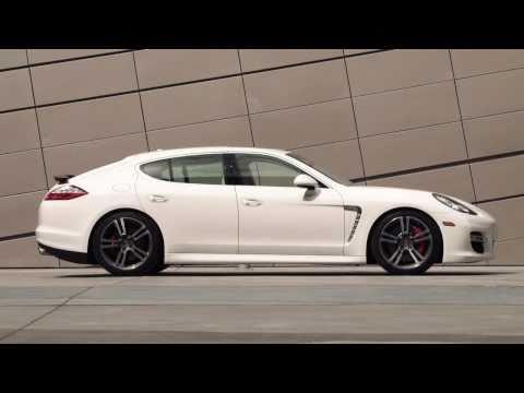 2011 Porsche Panamera Turbo - First Test