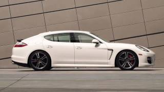 2011 Porsche Panamera Turbo - First Test