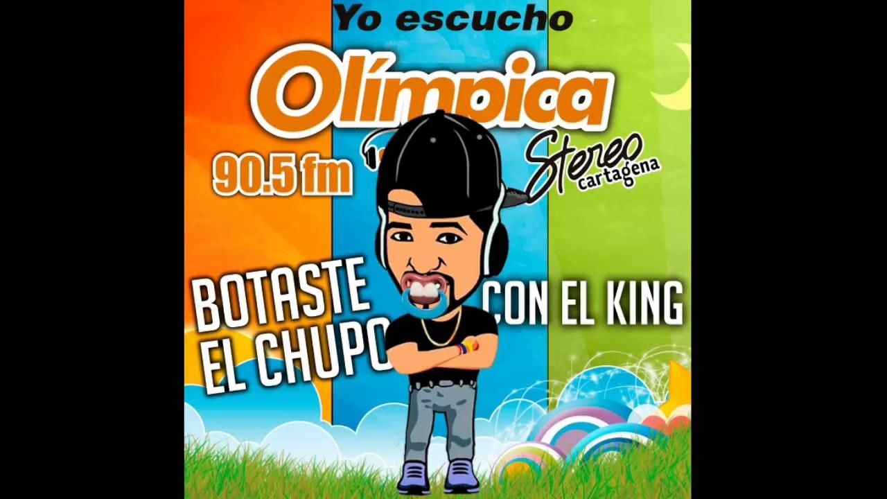 LA VENEZOLANA! - BOTANDO EL CHUPO CON EL KING DE OLÍMPICA STEREO!!