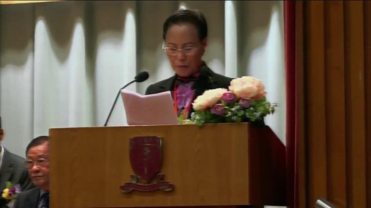 張煊昌中學第24屆畢業典禮 - YouTube