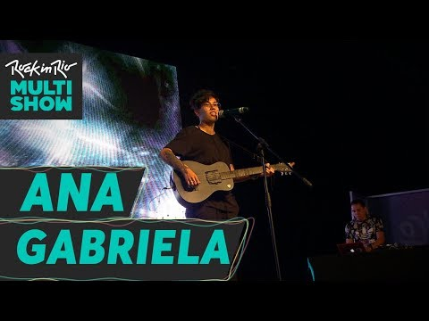 "Rock in Rio | Ana Gabriela canta ""Anacrônico"""