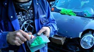 видео Замена передней стойки ВАЗ2101 с накладкой и усиление рамки ветрового стекла