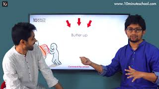 8. Butter Up | Idioms & Phrases | Ayman Sadiq & Sakib Bin Rashid